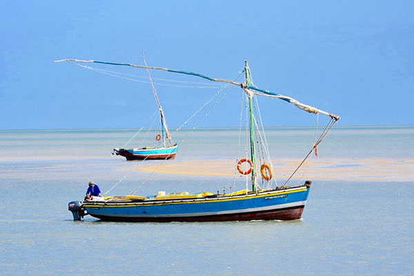 Dhow Hire