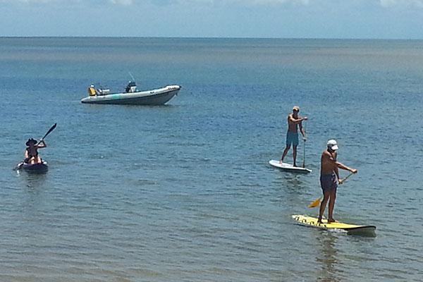 Kayaking & SUP Boards
